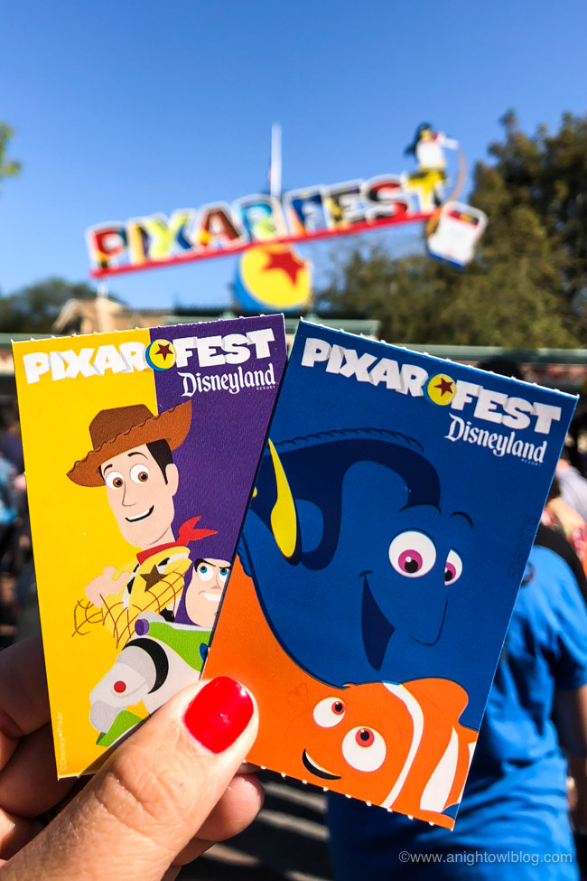 From Cheeseburger Pizza from Alien Pizza Planet to the Toy Story Root Beer Float in a Souvenir Boot, check out our picks for The BEST Disneyland Pixar Fest Food finds! #Disneyland #PixarFest