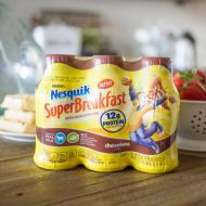 Better Breakfast with Nesquik Super Breakfast