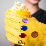 DIY Infinity Gauntlet Snack Cups | Avengers Infinity War Blu-Ray