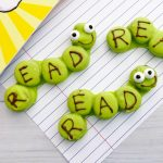 Easy Bookworm Cookies