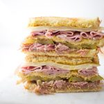 Easy Cuban Club Sandwich