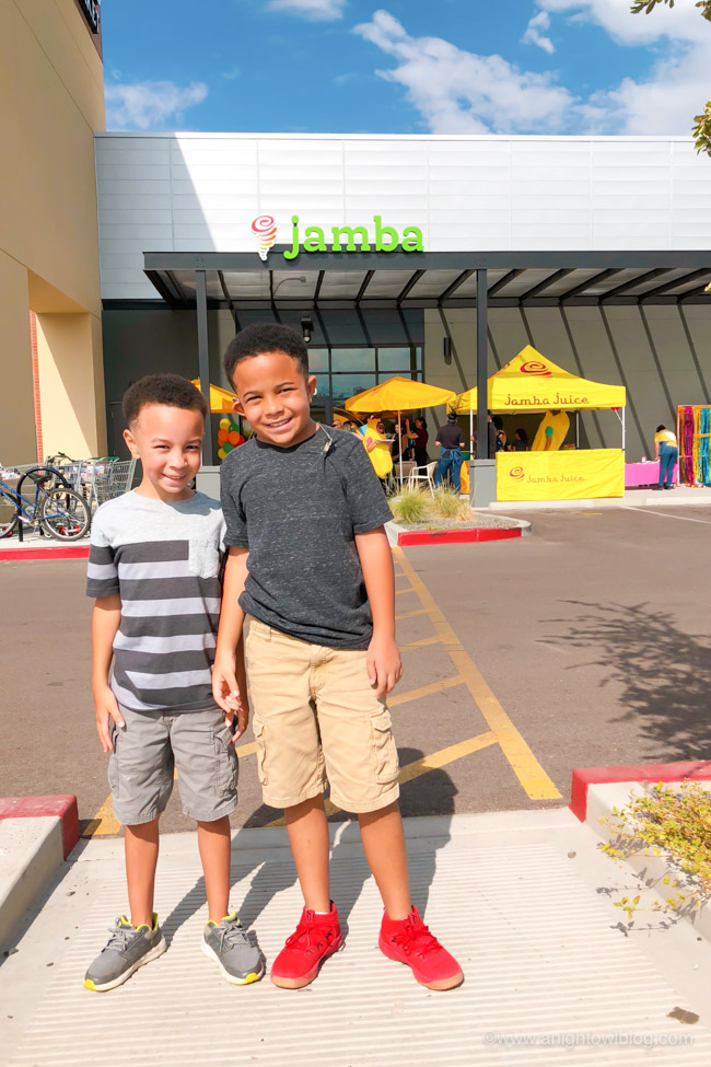 If you're in the Phoenix area, stop by the NEW Jamba Juice location in Phoenix off 7th Avenue and Osborn to get your Jamba fix: a healthy breakfast, quick lunch or a delicious snack!