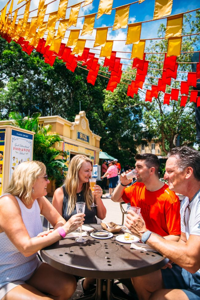 From Jam Jar Sweet Shiraz to the Phosphorescent Phreeze, Disney drink expert Felice of@disneysips shares her top picks forWhat to Drink at Epcot Food and Wine!