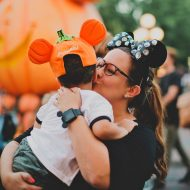 Disneyland Halloween with Preschoolers