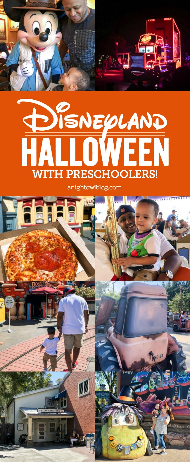 From Rides and Attractions to Character Experiences, check out our top things to do during Disney Halloween with preschoolers! #Disneyland #HalloweenTime