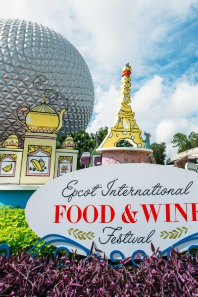 From Jam Jar Sweet Shiraz to the Phosphorescent Phreeze, Disney drink expert Felice of @disneysips shares her top picks for What to Drink at Epcot Food and Wine!