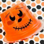 Jello Pumpkin Halloween Treats