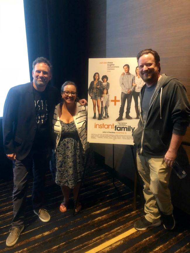 Interview with Instant Family Director Sean Anders