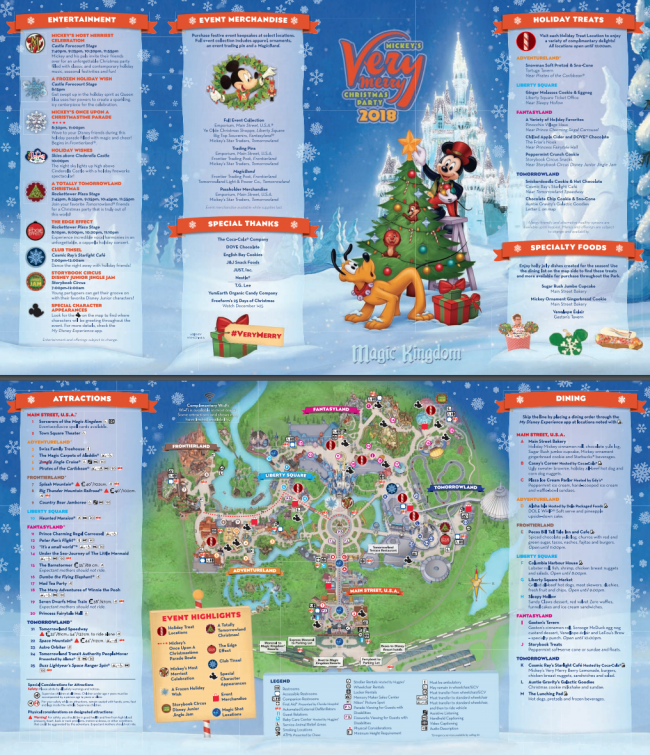 Mickeys Very Merry Christmas Party.Mickey S Very Merry Christmas Party Tips A Night Owl Blog