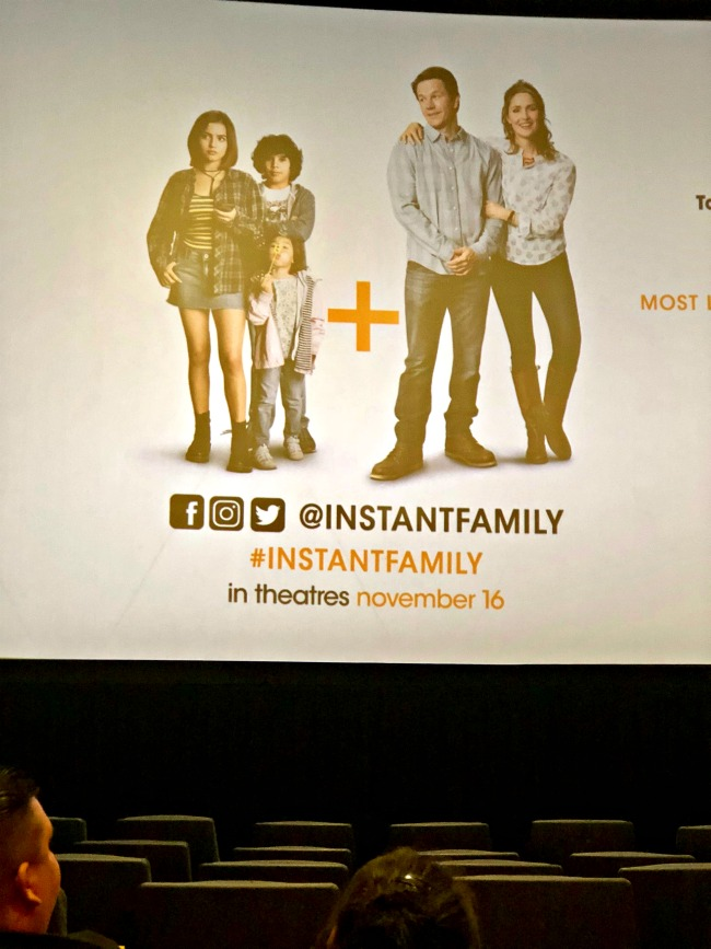 See Instant Family in Theaters November 16