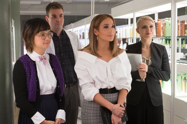 The perfect feel good rom-com for this time of year, here are our top reasons to see Second Act starring Jennifer Lopez.
