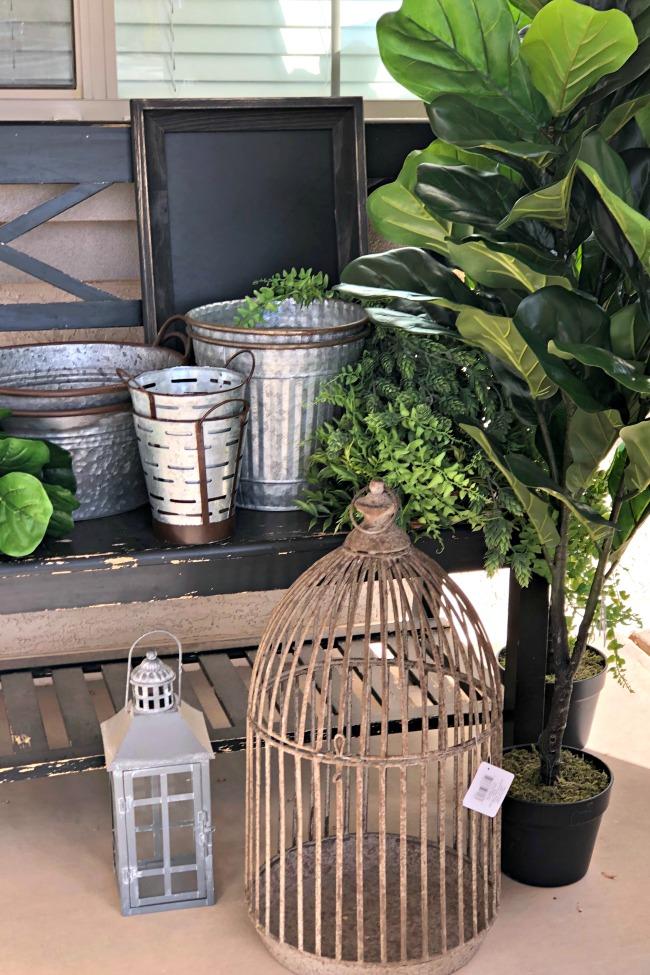Spring Farmhouse Decor at Michaels Stores