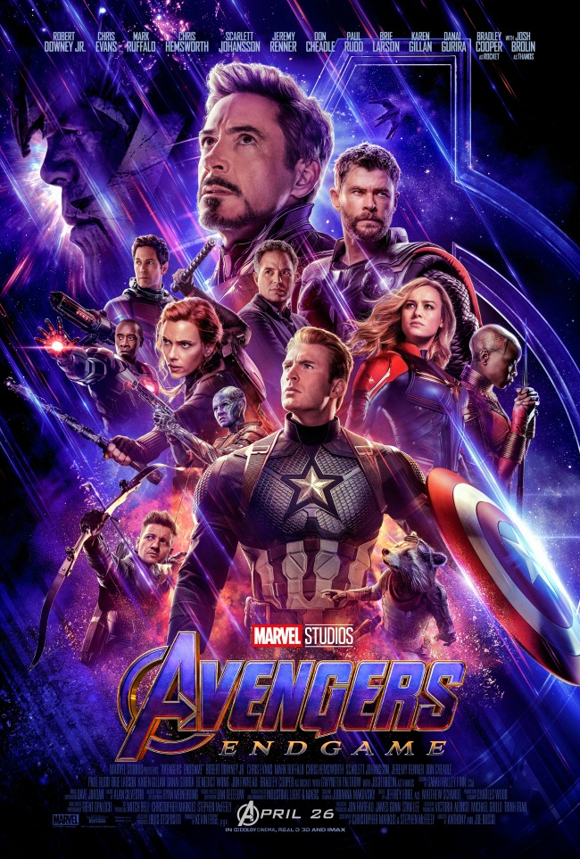 Find out what happened after the snap; check out 3 reasons to see Marvel Studios' Avengers: Endgame.