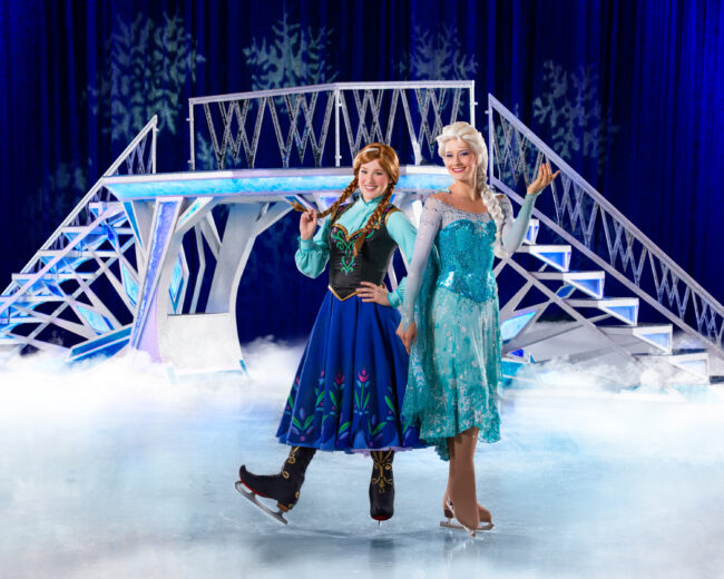 Disney on Ice Worlds of Enchantment coming to PHOENIX April 11th - 14th, 2019 at Talking Stick Resort Arena!