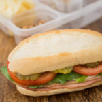 Kids Lunch Idea: Mini Sub Sandwiches