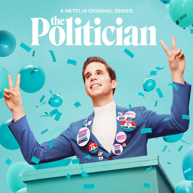 The Politician | Interview with Laura Dreyfuss and Theo Germaine ...