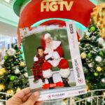 HGTV's Santa HQ at Chandler Fashion Center