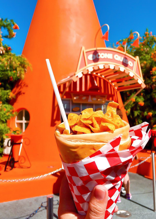 Chili Cone Queso from Cozy Cone Motel