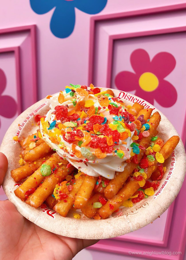 Funnel Cake Fries from Award Wieners