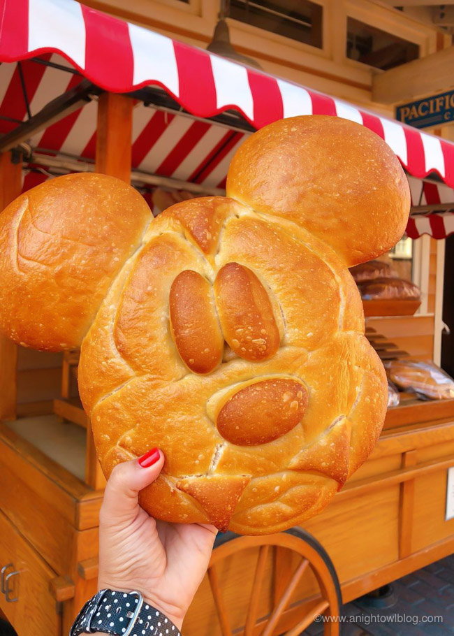 Sourdough Mickey from Pacific Wharf Café